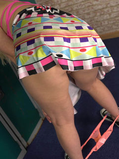 Amber Deen puts down panties and shows her pink
